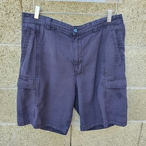 Tommy Bahama Relax Blue Cargo Shorts #949